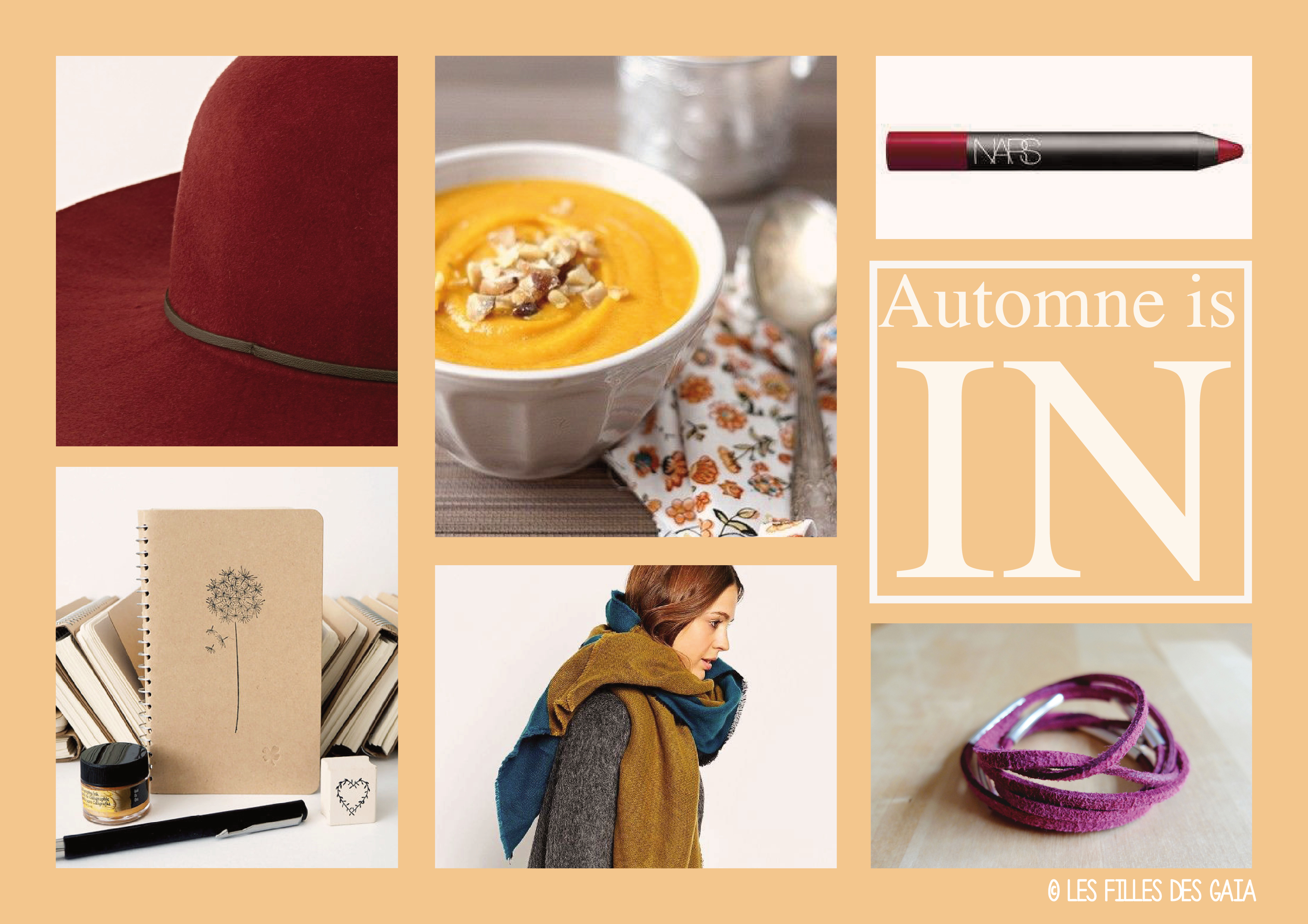 Moodboard Automne is IN