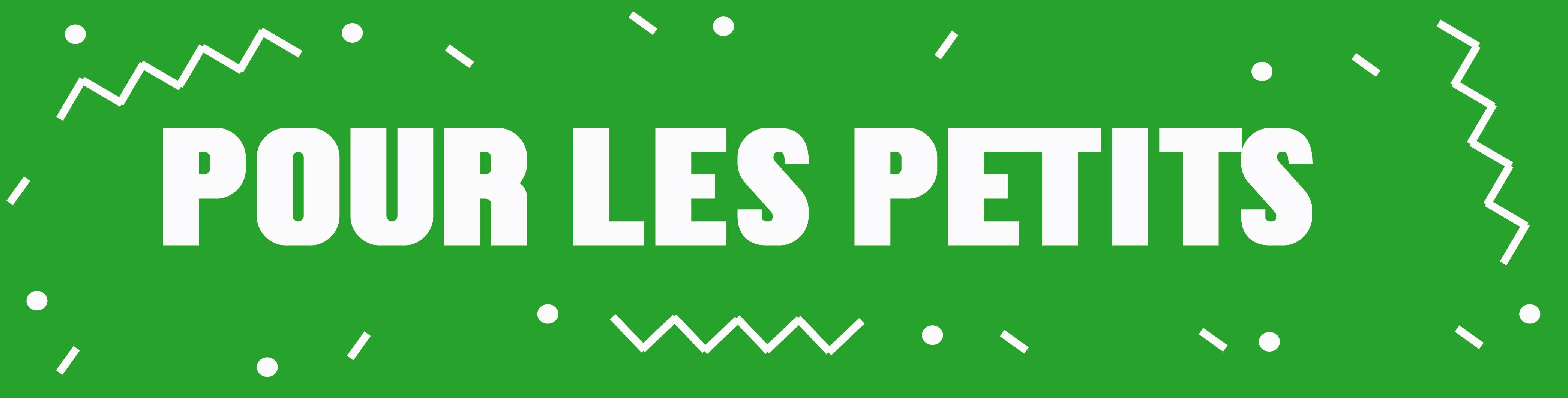 BANDEAU POUR LES PETITS (VERT)